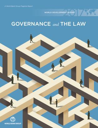 Cover image for the book World Development Report 2017: Governance and the Law