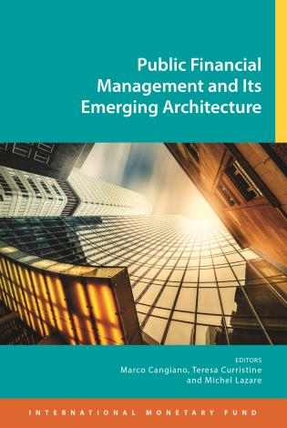 Cover image for the book Public Financial Management And Its Emerging Architecture