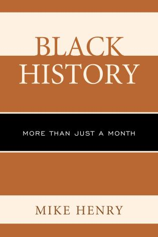 Cover image for the book Black History: More than Just a Month