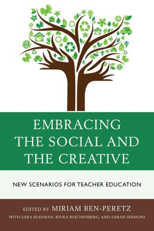 Cover image for the book Embracing the Social and the Creative: New Scenarios for Teacher Education