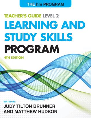 Cover image for the book The HM Learning and Study Skills Program: Level 2: Teacher's Guide, 4th Edition