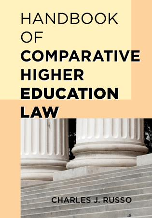 Cover image for the book Handbook of Comparative Higher Education Law