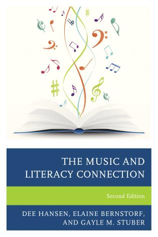 Cover image for the book The Music and Literacy Connection, Second Edition