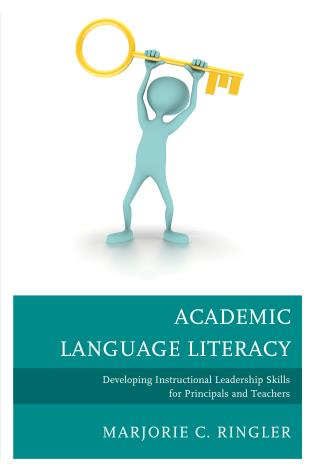 Academic Language Literacy Developing Instructional Leadership