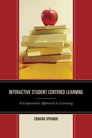Cover image for the book Interactive Student Centered Learning: A Cooperative Approach to Learning