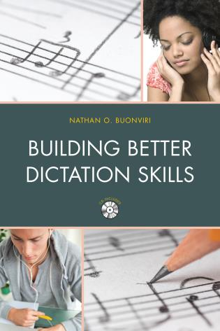 Cover image for the book Building Better Dictation Skills