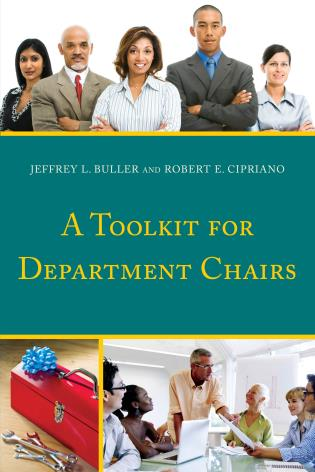Cover image for the book A Toolkit for Department Chairs