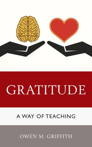 Cover image for the book Gratitude: A Way of Teaching