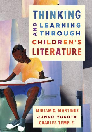 Cover image for the book Thinking and Learning through Children's Literature