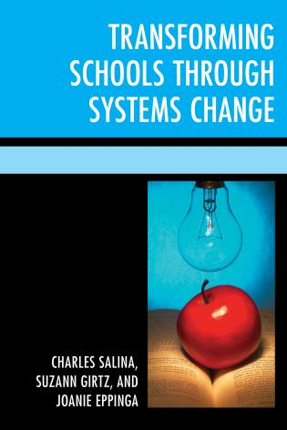 Cover image for the book Transforming Schools Through Systems Change