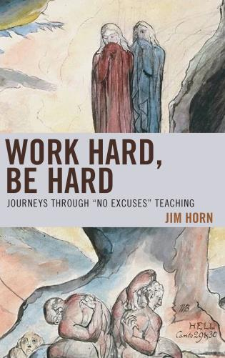 Cover image for the book Work Hard, Be Hard: Journeys Through