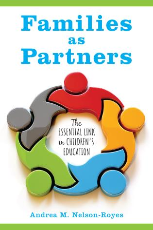 Cover image for the book Families as Partners: The Essential Link in Children's Education