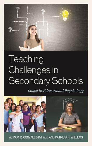 Cover image for the book Teaching Challenges in Secondary Schools: Cases in Educational Psychology