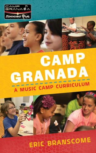 Cover image for the book Camp Granada: A Music Camp Curriculum