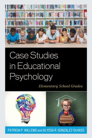 Cover image for the book Case Studies in Educational Psychology: Elementary School Grades