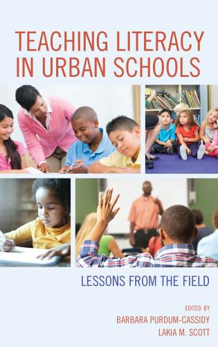 Cover image for the book Teaching Literacy in Urban Schools: Lessons from the Field