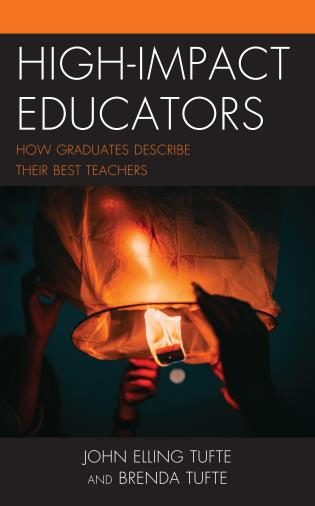 Cover image for the book High-Impact Educators: How Graduates Describe Their Best Teachers