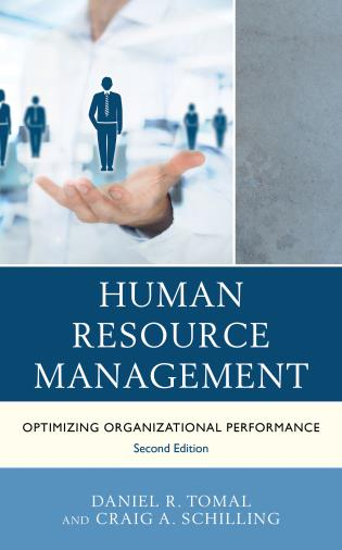Cover image for the book Human Resource Management: Optimizing Organizational Performance, 2nd Edition