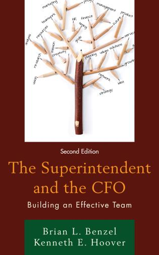 Cover image for the book The Superintendent and the CFO: Building an Effective Team, 2nd Edition