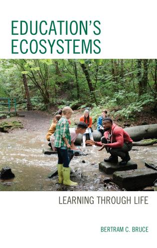 Cover image for the book Education's Ecosystems: Learning through Life