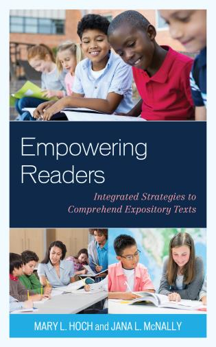 Cover image for the book Empowering Readers: Integrated Strategies to Comprehend Expository Texts