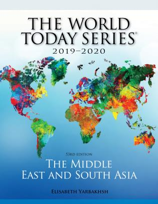 Cover image for the book The Middle East and South Asia 2019-2020, 53rd Edition
