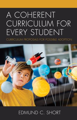 Cover image for the book A Coherent Curriculum for Every Student: Curriculum Proposals for Possible Adoption
