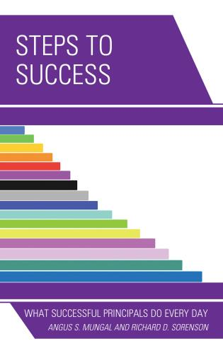 Cover image for the book Steps to Success: What Successful Principals Do Everyday