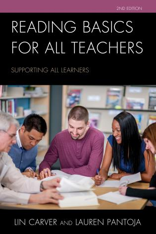 Cover image for the book Reading Basics for All Teachers: Supporting All Learners, 2nd Edition