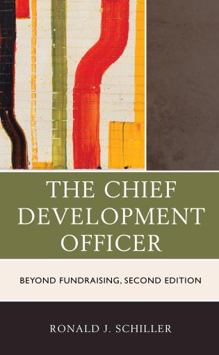 Cover image for the book The Chief Development Officer: Beyond Fundraising, 2nd Edition