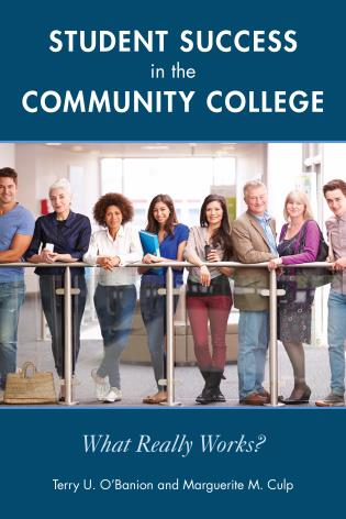 Cover image for the book Student Success in the Community College: What Really Works?