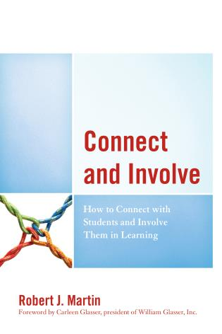 Cover image for the book Connect and Involve: How to Connect with Students and Involve Them in Learning