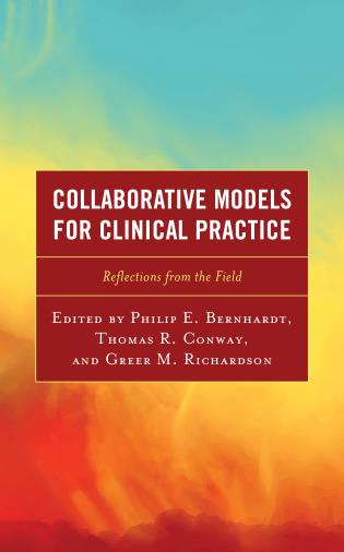Cover image for the book Collaborative Models for Clinical Practice: Reflections from the Field