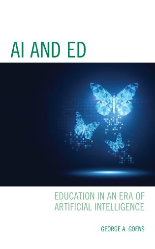 Cover image for the book AI and Ed: Education in an Era of Artificial Intelligence