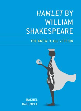 Cover image for the book Hamlet by William Shakespeare: The Know-It-All Version