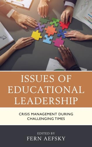 Cover image for the book Issues of Educational Leadership: Crisis Management during Challenging Times