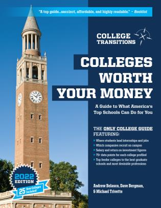 Cover image for the book Colleges Worth Your Money: A Guide to What America's Top Schools Can Do for You, 2nd Edition