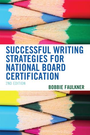 Cover image for the book Successful Writing Strategies for National Board Certification, 2nd Edition