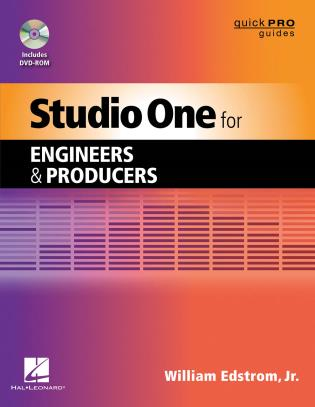 Cover image for the book Studio One for Engineers and Producers