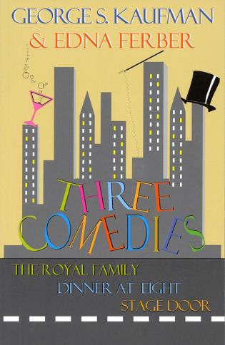 Cover image for the book Three Comedies
