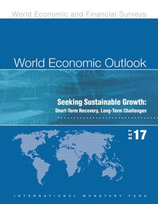 Cover image for the book World Economic Outlook, October 2017: Seeking Sustainable Growth: Short-Term Recovery, Long-Term Challenges