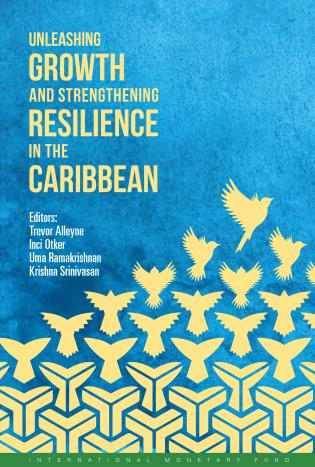 Cover image for the book Unleashing Growth and Strengthening Resilience in the Caribbean