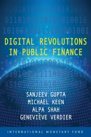 Cover image for the book Digital Revolutions in Public Finance