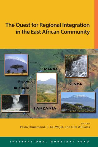Cover image for the book Quest For Regional Integration In The East African Community