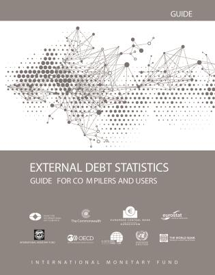 Cover image for the book External Debt Statistics: Guide For Compilers And Users: 2014