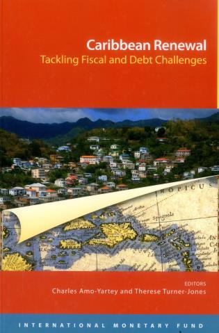Cover image for the book Caribbean Renewal: Tackling Fiscal And Debt Challenges