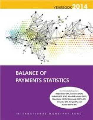 Cover image for the book Balance Of Payments Statistics Yearbook: 2014