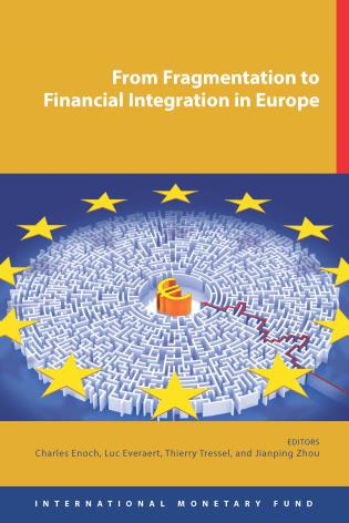 Cover image for the book From Fragmentation To Financial Integration In Europe
