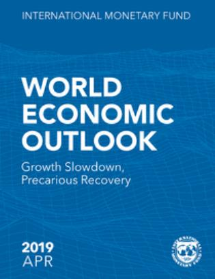 Cover image for the book World Economic Outlook, April 2019: Growth Slowdown, Precarious Recovery