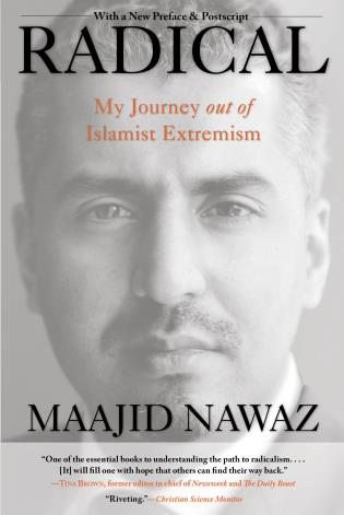 Cover image for the book Radical: My Journey out of Islamist Extremism